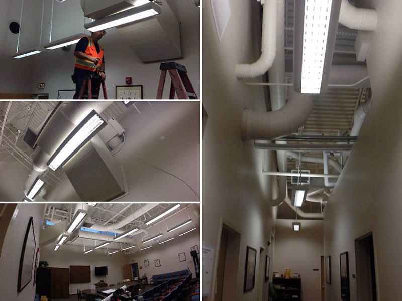 Commercial buildout Bodagger Builders Ventura County